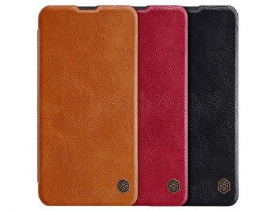کیف چرمی نیلکین سامسونگ Nillkin Qin Leather Case Samsung Galaxy M10
