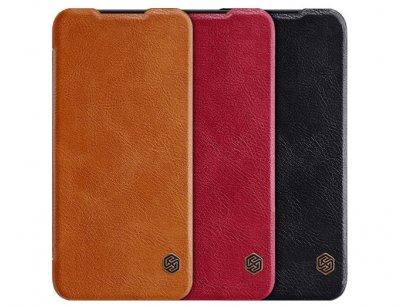 کیف چرمی نیلکین شیائومی Nillkin Qin Leather Case Xiaomi Redmi Note 7/Note 7 Pro