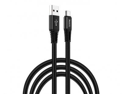 کابل سوپر شارژ تایپ سی Yesido CA31 Type-C Super Charge Cable 1.2m