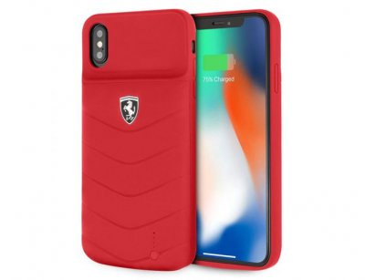 قاب باتری دار آیفون CG Mobile Ferrari Battery Case iPhone XS Max