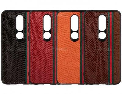 قاب چرمی نوکیا Shell Road Elegant Case Nokia 6.1 Plus /Nokia X6