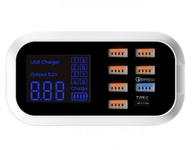 هاب شارژر دولایک Doolike DL-CH17Q USB Charger