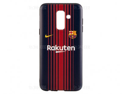 قاب ژله ای سامسونگ Barcelona Case Samsung Galaxy A6 Plus 2018