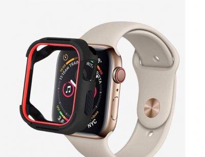 قاب محافظ اپل واچ Coteetci TPU&PC Case Apple Watch4 44mm