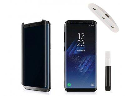محافظ صفحه یو وی حفظ حریم شخصی سامسونگ UV Privacy Glass Samsung Galaxy S9