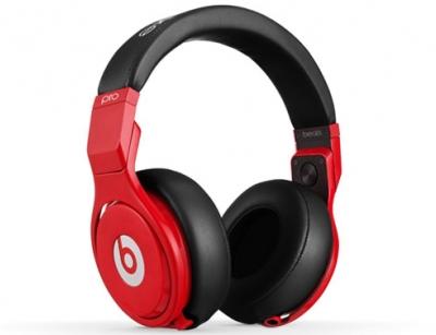 هدفون پرو بیتس الکترونیکز Beats Pro Dr.Dre Black-Red
