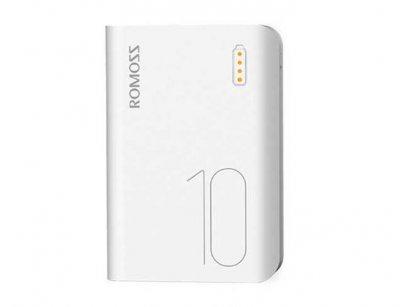 پاور بانک روموس Romoss Sense 4 mini PPH10 Power Bank 10000mAh