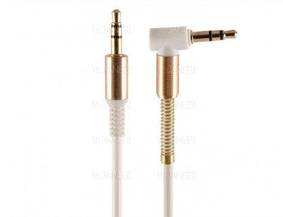 کابل انتقال صدا فنری بکسو Bexo B-003 AUX Cable 1M