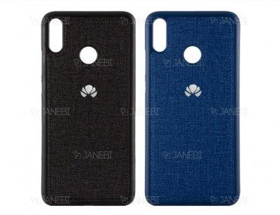 قاب محافظ طرح پارچه ای هواوی Protective Cover Huawei Y9 2019