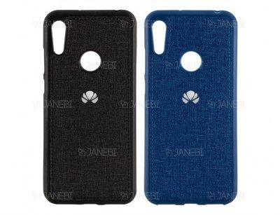 قاب محافظ طرح پارچه ای هواوی Protective Cover Huawei Honor Play 8A