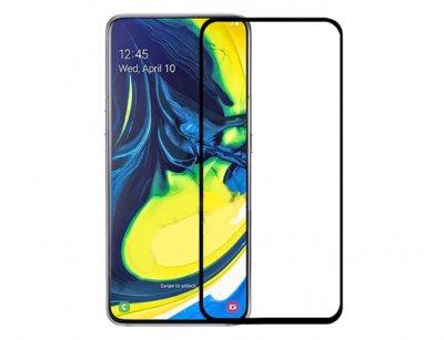 محافظ صفحه نمایش شیشه ای سامسونگ Full Glass TT Screen Protector Samsung Galaxy A80/A90
