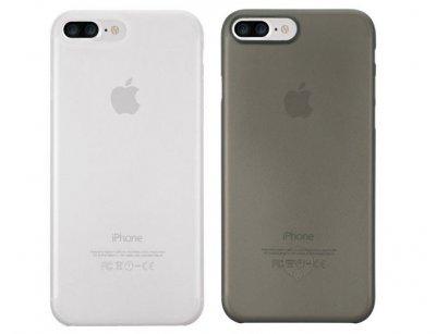 قاب محافظ اوزاکی آیفون Ozaki Ocoat 0.4mm Jelly Cover Apple iPhone 7 Plus/8 Plus