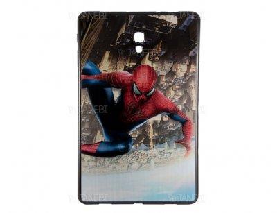 قاب تبلت سامسونگ طرح مرد عنکبوتی Samsung Galaxy Tab A 10.5 T595 Case Spiderman