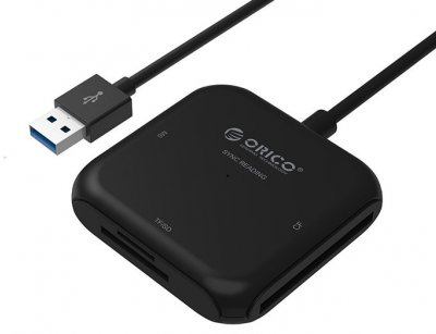 کارت خوان اوریکو Orico CRS31A USB3.0 Card Reader