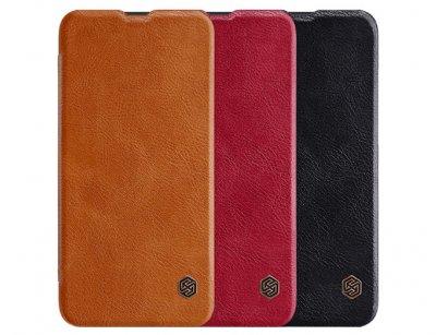 کیف چرمی نیلکین هواوی Nillkin Qin Leather Case Huawei Honor View 20