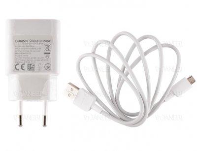 کابل و شارژر اصلی هواوی Huawei Quick Charge 2.0 Fast Charge 9V 2A