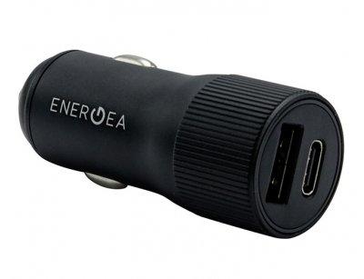 شارژر فندکی سریع انرژیا Energea AluDrived18 Car Charger