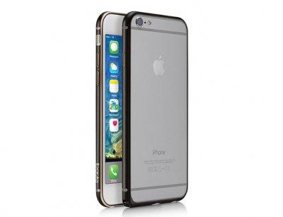 بامپر آلومینیومی آی بکس آیفون iBacks Essence Aluminum Bumper Apple iPhone 6/6s