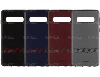قاب محافظ سامسونگ Mokka Glamorous Collection Wave Case Samsung Galaxy S10