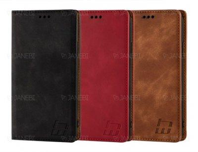 کیف محافظ هوانمین سامسونگ Huanmin Magnetic Wallet Samsung Galaxy Note 9