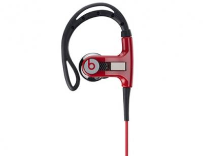 ایرفون اسپرت پاور بیتس الکترونیکز PowerBeats Red Sport