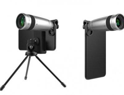 لنز تلسکوپی گوشی موبایل با سه پایه لی کیو آی Lieqi LQ-181 Telescope Mobile Camera Lens with Tripod