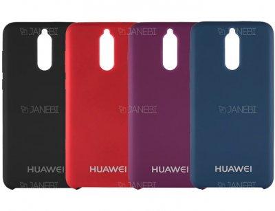 قاب محافظ سیلیکونی هواوی Silicone Cover Huawei Mate 10 Lite