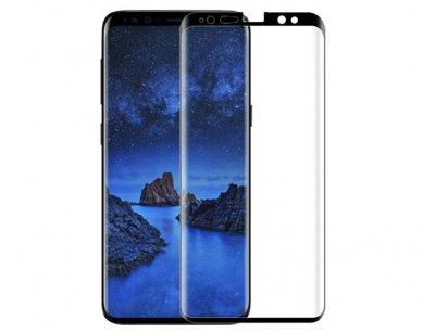 محافظ صفحه شیشه ای لیتو سامسونگ Lito 5D Full Cover Glass Samsung Galaxy S9