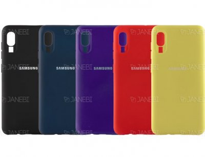 قاب محافظ سیلیکونی سامسونگ Silicone Cover Samsung A2 Core