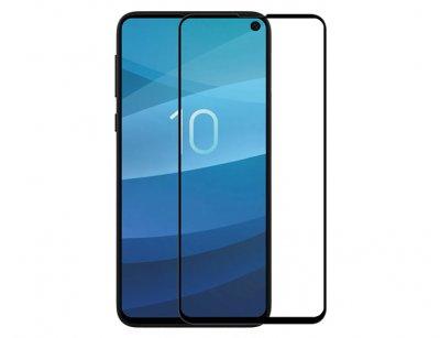 محافظ صفحه نمایش شیشه ای نیلکین سامسونگ Nillkin 3D CP+ Max Glass Samsung Galaxy S10e