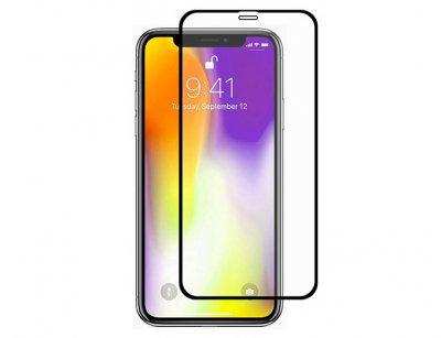 محافظ صفحه نمایش شیشه ای تمام صفحه آیفون D+ Full Glass Apple iPhone XS Max