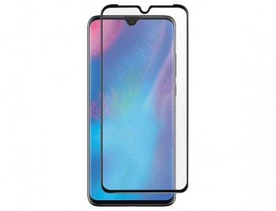 محافظ صفحه نمایش شیشه ای تمام صفحه هواوی D+ Full Glass Huawei P30