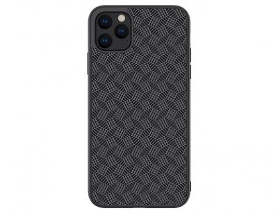 قاب محافظ فیبر نیلکین آیفون Nillkin Synthetic Fiber Plaid Case Apple iPhone 11 Pro Max