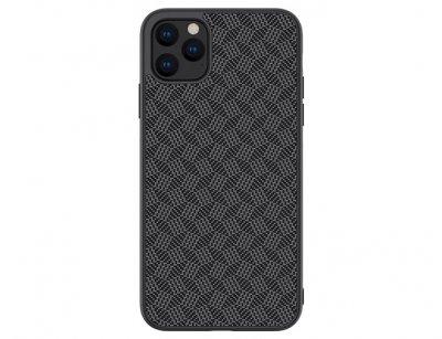 قاب محافظ فیبر نیلکین آیفون Nillkin Synthetic Fiber Plaid Case Apple iPhone 11 Pro