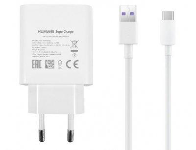 شارژر دیواری سریع تایپ سی اصلی هواوی Huawei SuperCharge Type-C