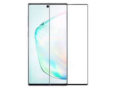محافظ صفحه نمایش شیشه ای تمام چسب سامسونگ Mocoson Full Glue Glass Samsung Galaxy Note 10 Plus