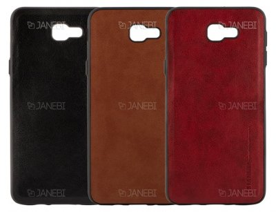 قاب طرح چرم سامسونگ Huanmin Leather Case Samsung Galaxy J5 Prime