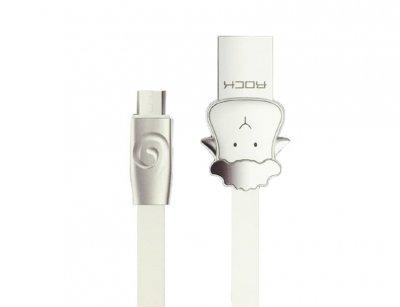 کابل میکرو یو اس بی طرحدار راک Rockspace Goat Micro USB Cable 1M