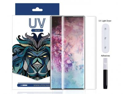 محافظ صفحه یو وی لیتو سامسونگ Lito UV Glass Samsung Galaxy Note 10 Plus