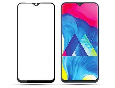 محافظ صفحه نمایش شیشه ای تمام صفحه سامسونگ D+ Full Glass Samsung Galaxy M20/M10/A10
