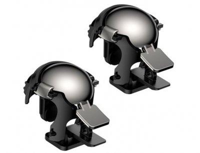 دسته بازی انگشتی بیسوس Baseus Level 3 Helemet Pubg Gadget GMGA03-A01