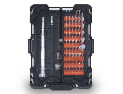 مجموعه پیچ گوشتی Jakemy JM-8163 62-in-1 Multi-functional Screwdriver Set