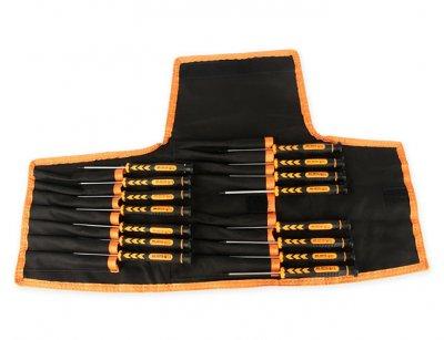 مجموعه 15 تایی پیچ گوشتی Jakemy B07 15 in 1 Precision Screwdriver Set