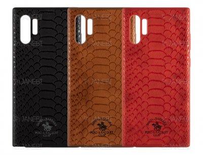 قاب محافظ چرمی پولو سامسونگ Polo Knight Case Samsung Galaxy Note 10 Plus