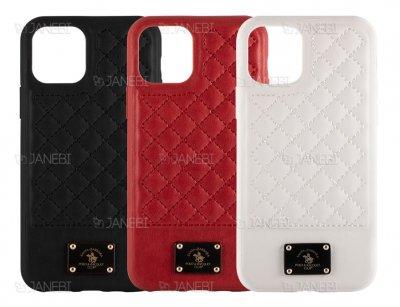 قاب محافظ چرمی پولو آیفون Polo Bradley Case Apple iPhone 11 Pro Max