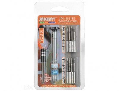 مجموعه پیچ گوشتی Jakemy JM-8143 Screwdrivers Set