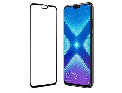 محافظ صفحه نمایش شیشه ای تمام چسب هواوی Full Glass TT Screen Protector Huawei Honor 8X