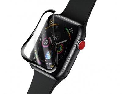 محافظ صفحه اپل واچ بیسوس Baseus Full screen protector Apple Watch 4 44mm