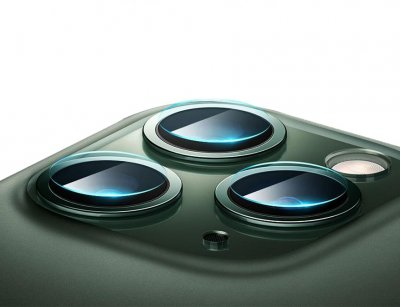 گلس محافظ لنز دوربین اپل آیفون بیسوس Baseus Camera Lens Glass Film iPhone 11 Pro/11 Pro Max
