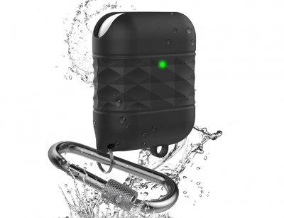 کاور محافظ قلاب دار ایرپاد AHA Style Case Airpods 2/1